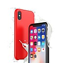 cheap iPhone XS Screen Protectors-Case For Apple iPhone XR / iPhone XS Max Ultra-thin Back Cover Solid Colored Soft Silicone for iPhone XS / iPhone XR / iPhone XS Max