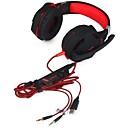 preiswerte Zubehör für GoPro-KOTION EACH G2100 Stirnband Mit Kabel Kopfhörer Kopfhörer PP+ABS Spielen Kopfhörer Mit Mikrofon / Mit Lautstärkeregelung Headset