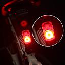 cheap Bike Lights-LED Bike Light Safety Light Cycling Waterproof Portable Adjustable Rechargeable Lithium-ion Battery 150 lm Rechargeable Battery Dual Light Source Color Cycling / Bike