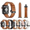 ieftine Pahare-Uita-Band pentru Apple Watch Series 4/3/2/1 Apple Butterfly Cataramă Piele Autentică Curea de Încheietură