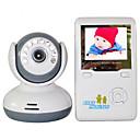 """رخيصةأون كاميرات المراقبة IP-مراقبة الطفل 9020d 380tvl 1/4 ″ cmos 70 درجة للرؤية الليلية مجموعة 2-3 م 2.4 جيجا هرتز 2.4 """"tft lcd"""