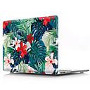"""رخيصةأون ماك بوك برو 15 """"الحالات-MacBook صندوق زهور PVC إلى MacBook Pro 13-inch / MacBook Air 11-inch / New MacBook Air 13"""" 2018"""