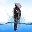 povoljno Aparati za brijanje i britvice-Kemei Trimmer za kosu za Muškarci i žene 220 V / 230 V Vodootpornost / Low Noise / Može se prati