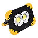 baratos Luminárias de LED  Duplo-Pin-YWXLIGHT® 1pç 20 W Focos de LED Novo Design / Legal Branco Frio 4.5 V Iluminação Externa 2 Contas LED