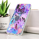 cheap iPhone Cases-Case For Apple iPhone XS Max Dustproof / Ultra-thin / Pattern Back Cover Butterfly / Lace Printing Soft TPU for iPhone XS Max