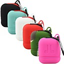cheap Car Mounts & Holders-Headphone Case Silicon Red / Pink / & 1 pcs
