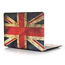 billige Armbånd-macbook case oliemaleri nationalt flag pvc til macbook pro retina air 11 12 13 15 laptop cover til macbook ny pro 13,3 15 tommer med touch bar