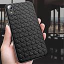 رخيصةأون أغطية أيفون-غطاء من أجل Apple iPhone XS / iPhone XR / iPhone XS Max مطرز غطاء خلفي لون سادة ناعم TPU