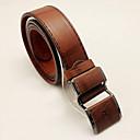 cheap Bracelets-Men's Party / Work Waist Belt - Solid Colored