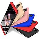 رخيصةأون Xiaomi أغطية / كفرات-غطاء من أجل Xiaomi Xiaomi Mi 6X(Mi A2) / Xiaomi A2 ضد الصدمات / مثلج غطاء خلفي لون سادة قاسي الكمبيوتر الشخصي