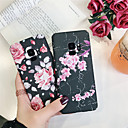 cheap Galaxy Note 9 Cases / Covers-Case For Samsung Galaxy S9 Plus / S8 Plus Pattern Back Cover Flower Hard PC for S9 / S9 Plus / S8 Plus