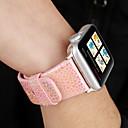 levne Ochranné fólie iPhone SE/5s/5c/5-Watch kapela pro Apple Watch Series 4 / Apple Watch Series 4/3/2/1 Apple Klasická spona Pravá kůže Poutko na zápěstí