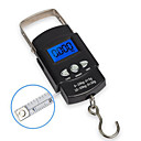 cheap Car Mounts & Holders-50kg/10g Portable Handheld Electronic Luggage Scale Outdoor travel