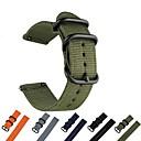 baratos Pulseiras para Samsung-Pulseiras de Relógio para Gear S3 Frontier / Gear S3 Classic Samsung Galaxy Pulseira Esportiva / Fecho Clássico Náilon Tira de Pulso
