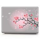 """Χαμηλού Κόστους Θήκες φορητών υπολογιστών-MacBook Θήκη Λουλούδι PVC για MacBook Pro 13 ιντσών / MacBook Pro 15 ιντσών με οθόνη Retina / New MacBook Air 13"""" 2018"""