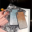 cheap iPhone Cases-Case For Apple iPhone X / iPhone XS Max Glitter Shine Back Cover Glitter Shine Hard PC for iPhone XS / iPhone XR / iPhone XS Max