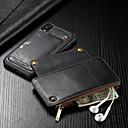 ieftine Accesorii Samsung-Maska Pentru Apple iPhone XR Portofel / Titluar Card / Anti Șoc Carcasă Telefon Mată Greu PU piele