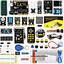 رخيصةأون حماية التنظيف-keyestudio super starter kit / learning kit (uno r3) for arduino starter kit with 32 projects 1602 lcd