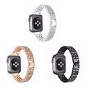 رخيصةأون حساسات-حزام إلى أبل ووتش سلسلة 5/4/3/2/1 / Apple Watch Series 4 Apple بكلة كلاسيكية ستانلس ستيل شريط المعصم