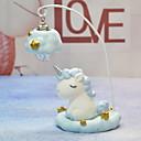 رخيصةأون ديكورات خشب-1PC Unicorn الصمام ليلة الخفيفة أبيض دافئ كوول