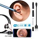 رخيصةأون لمبات السيارات LED-اللاسلكية wifi كاميرا المنظار التفتيش 5.5 ملليمتر عدسة الأذن الأذن otoscope usb borescope لالروبوت ios pc