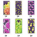 ieftine Bijuterii de Corp-Maska Pentru Samsung Galaxy Note 9 / Note 8 Model Capac Spate Fruct Moale TPU