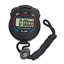 Χαμηλού Κόστους ρολόγια-lcd χρονογράφος ψηφιακό χρονόμετρο σπορ χρονόμετρο επαγγελματικό φορητό ψηφιακό χρονόμετρο που τρέχει μετρητής χρονογράφου με ιμάντα