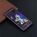 رخيصةأون حافظات / جرابات هواتف جالكسي S-غطاء من أجل Samsung Galaxy Galaxy S10 Plus / Galaxy S10 E نموذج غطاء خلفي فراشة ناعم TPU إلى S9 / S9 Plus / Galaxy S10