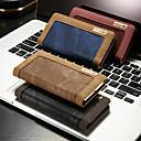 levne iPhone pouzdra-caseme pouzdro pro iPhone xr xs xs max držák na karty / s pouzdry na stojany pevné barevné textilní materiály pro iPhone x 8 8 plus 7 7plus 6s 6s plus se 5 5s