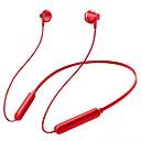 billige Headset og hovedtelefoner-LITBest Neckband hovedtelefon Bluetooth 4.2 Sport & Fitness Bluetooth 5.0 Sej