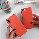 رخيصةأون أغطية أيفون-غطاء من أجل Apple iPhone XS / iPhone XR / iPhone XS Max مثلج / نموذج غطاء خلفي لون سادة قاسي الكمبيوتر الشخصي