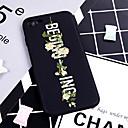 رخيصةأون أغطية أيفون-غطاء من أجل Apple iPhone XS / iPhone XR / iPhone XS Max نموذج غطاء خلفي منظر / كارتون ناعم TPU