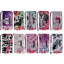 رخيصةأون Huawei أغطية / كفرات-غطاء من أجل Huawei Huawei P20 / Huawei P20 Pro / Huawei P20 lite محفظة / حامل البطاقات / ضد الصدمات غطاء كامل للجسم فراشة / فيل / باندا قاسي جلد PU