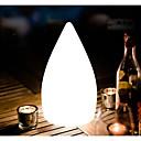 رخيصةأون سماعات الرأس و الأذن-rgb بقيادة مصباح طاولة 16-لون ضوء الجدة قطرة الماء أدى الإضاءة مكتب ليلة مع 24key التحكم عن هدية عيد الميلاد