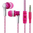 رخيصةأون سماعات الرأس و الأذن-LITBest WP12 في الاذن سلكي Headphones سماعة ABS + PC الهاتف المحمول سماعة الرياضة و الخارج / كوول / ستيريو سماعة