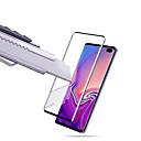 halpa Samsung suojakalvot-Näytönsuojat varten Samsung Galaxy Galaxy S10 / Galaxy S10 Plus / Galaxy S10 E Karkaistu lasi 1 kpl Näytönsuoja Teräväpiirto (HD) / Räjähdyksenkestävät / Naarmunkestävä