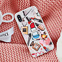 levne iPhone pouzdra-Carcasă Pro Apple iPhone XR / iPhone XS Max Držák na prsteny Zadní kryt Sexy lady / Komiks Měkké TPU pro iPhone XS / iPhone XR / iPhone XS Max