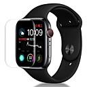 Χαμηλού Κόστους Μπρασελέ για ρολόγια Apple-Προστατευτικό οθόνης Για Apple Watch Series 4 PET Υψηλή Ανάλυση (HD) / Σούπερ Λεπτό 3 τμχ