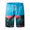 abordables Shorts-Hombre Tallas Grandes Bleu Ciel Azul Real Pantalones de bañador Partes Inferiores Bañadores - Geométrico XXXXL XXXXXL XXXXXXL Bleu Ciel