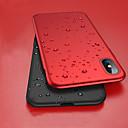 billige iPhone-etuier-Etui Til Apple iPhone XR / iPhone XS Max Stødsikker / Ultratyndt / Syrematteret Fuldt etui Ensfarvet Hårdt PC for iPhone XS / iPhone XR / iPhone XS Max