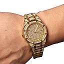 ieftine Ceasuri Bărbați-Bărbați Ceas Elegant Japoneză Quartz Oțel inoxidabil Argint / Auriu / Roz auriu 30 m Cronograf Ceas Casual Încântător Analog Lux Elegant - Auriu Argintiu Roz auriu Doi ani Durată de Viaţă Baterie
