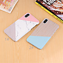 رخيصةأون أغطية أيفون-غطاء من أجل Apple iPhone XS / iPhone XR / iPhone XS Max نحيف جداً / نموذج غطاء خلفي حجر كريم قاسي الكمبيوتر الشخصي