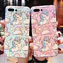 cheap Cases / Covers for Huawei-Case For Huawei P20 Pro / P20 lite IMD Back Cover Unicorn Soft TPU for Huawei Nova 3i / Huawei P20 / Huawei P20 Pro