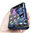 billige Etuier / covers til Galaxy A-modellerne-Etui Til Samsung Galaxy A8 2018 Stødsikker Fuldt etui Ensfarvet Hårdt PC for A8 2018 / A8 / A7