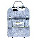 hesapli Mutfak Gereçleri ve Küçük Aletleri-Oto araba arka koltuk saklama çantası organizatör çöp net tutucu çok kapasiteli otomatik kapasite kılıfı konteyner için seyahat askı 1 adet