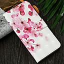 رخيصةأون Nokia أغطية / كفرات-غطاء من أجل نوكيا Nokia 5.1 / Nokia 3.1 / Nokia 2.1 محفظة / مع حامل / قلب غطاء كامل للجسم زهور قاسي جلد PU