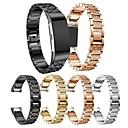ieftine Imbracaminte & Accesorii Căței-Uita-Band pentru Fitbit Charge 2 Fitbit Design Bijuterie Oțel inoxidabil Curea de Încheietură