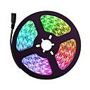 رخيصةأون ساعات الرجال-ZDM® 5m شرائط قابلة للانثناء لأضواء LED / أضواء RGB بشكل شريط 150 المصابيح 5050 SMD تغيير اللون ضد الماء / تصميم جديد / حزب 12 V 1PC