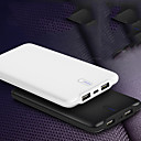 ieftine Android-10000 mAh Pentru Baterie Externa Baterie Externa 5 V Pentru 2.4 A Pentru Baterie Reglare Automată Curent LED