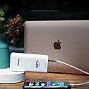 ieftine Cabluri & Adaptoare-PISEN 10000 mAh Pentru Baterie Externa Baterie Externa 5 V Pentru 1 A / 2 A Pentru Baterie cu adaptor LED